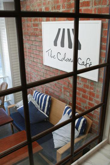 5through window to porch view